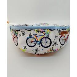 rowery na łące