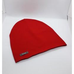 Czerwona gładka