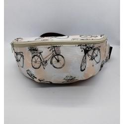 rowery w sepii